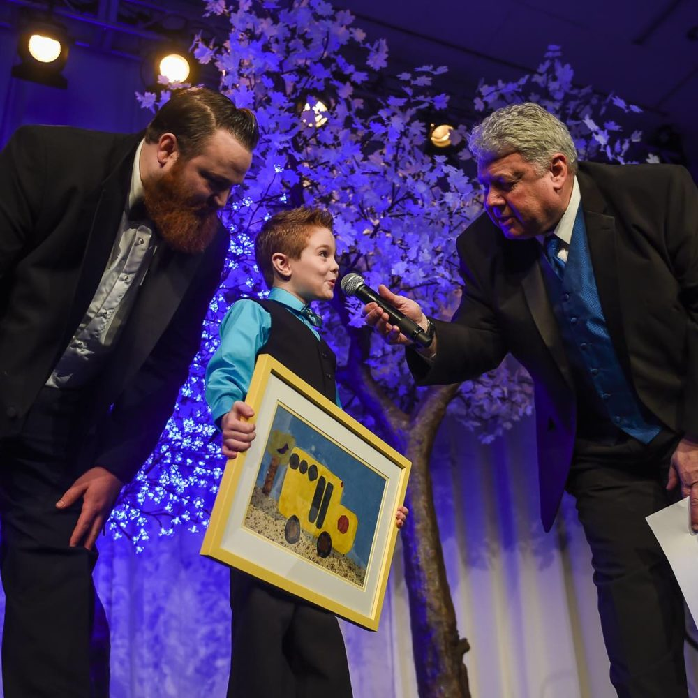 Children's art being auctioned at Make-A-Wish gala in Seattle